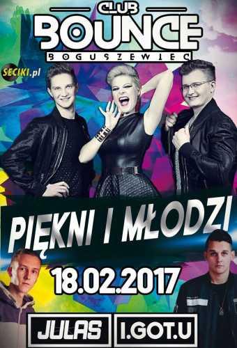 Bounce Club (Boguszewiec) - I.GOT.U (18.02.2017)
