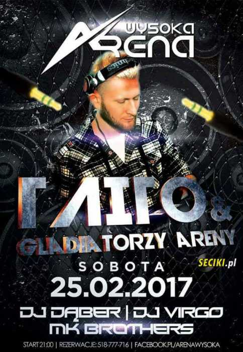 Klub Arena - Najnowsze Sety