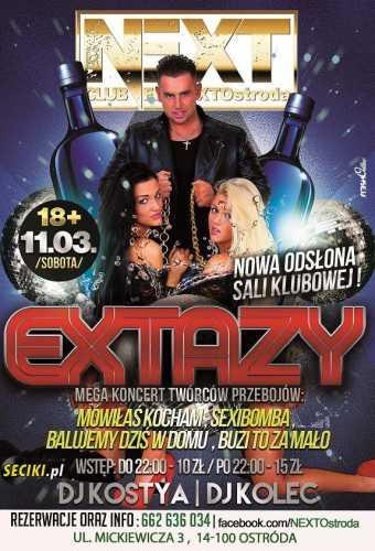 Next (Ostróda) - Dj Kostya (11.03.2017)