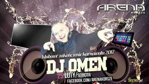 Arena (Korsze) - Dj Kolec (25.02.2017)