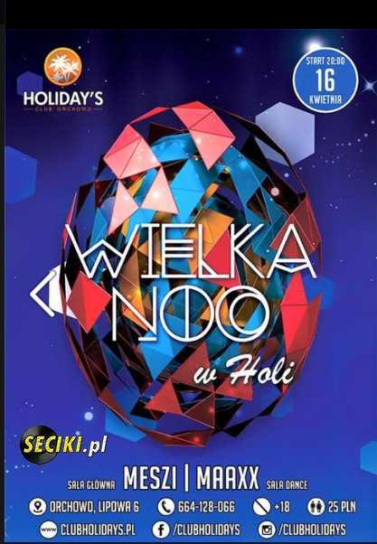 Klub Holidays - Najnowsze Sety
