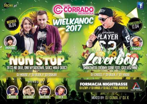 Corrado (Suchowola) - Wielkanoc 2017 (16/17.04)