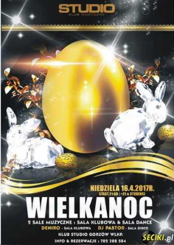 Klub Studio (Gorzów Wlkp.) - Dj DeNiro (16.04.2017)