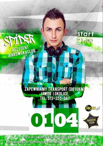 SpideR - ANDORA Piotrowice (01.04.2017)