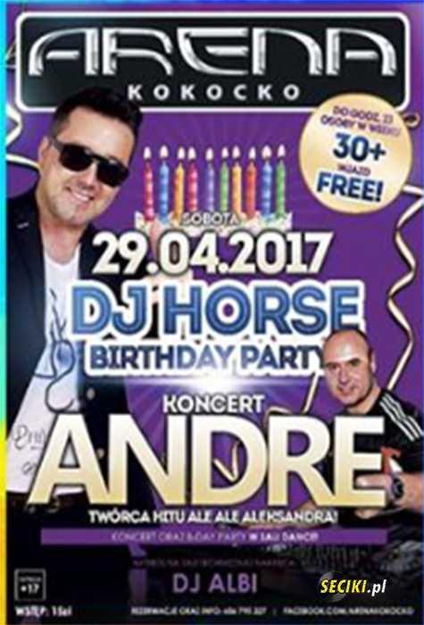 Klub Dj Horse, Disco Polo, Arena - Najnowsze Sety