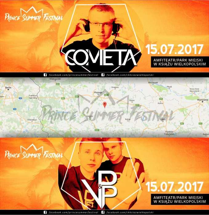Książ Wielkopolski - Prince Summer Festival (15.07.2017) - kluby, festiwale, plenery, klubowa muza, disco polo
