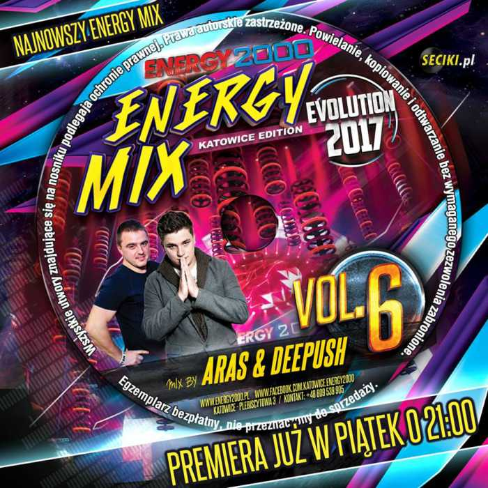 Klub Energy Mix - Najnowsze Sety