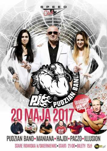 Speed Club St. Rowiska - B-Day Party Dj Hajdi 20.05.2017