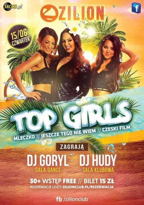 Zilion (Wrzelowiec) - Koncert TOP GIRLS (15.06.2017) - kluby, festiwale, plenery, klubowa muza, disco polo