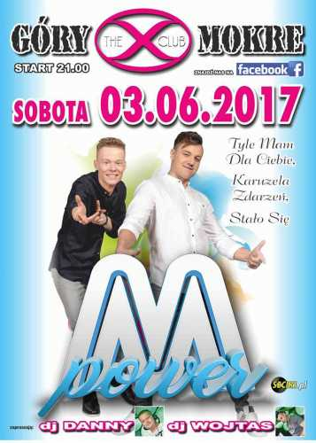 X-Club (Góry Mokre) - M-POWER (03.06.2017)