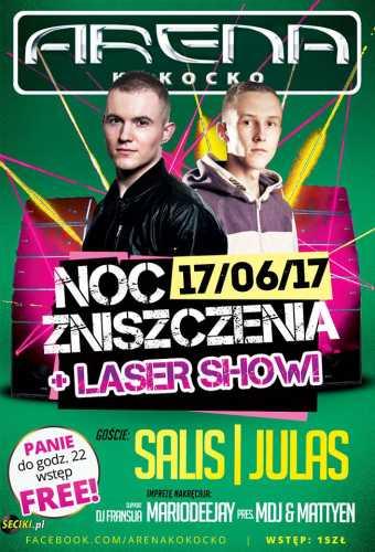 Arena (Kokocko) - Noc Zniszczenia (17.06.2017)