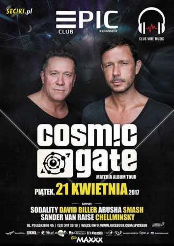 Epic Club (Bydgoszcz) - Arusha (21.04.2017)