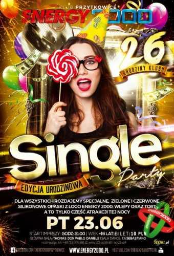 Energy2000 Przytkowice - SINGLE PARTY (23.06.2017)