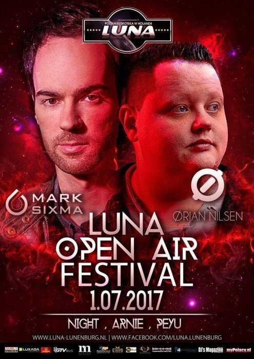 Klub Luna Holandia - Najnowsze Sety