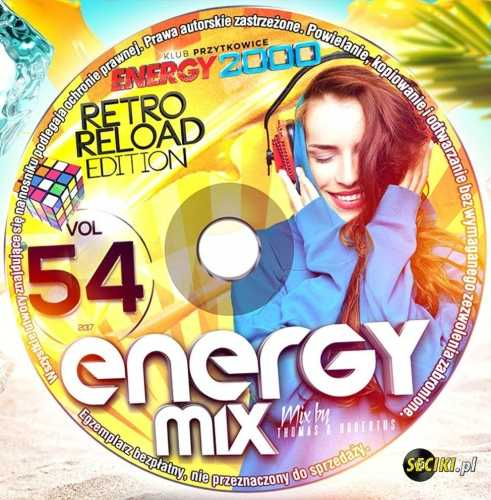 Energy Mix Vol. 54 (Retro Reload Edition) 2017