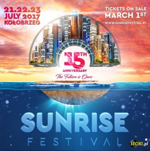 Sunrise Festival 2017 - Dzień 3 (Niedziela, 23.07.2017)