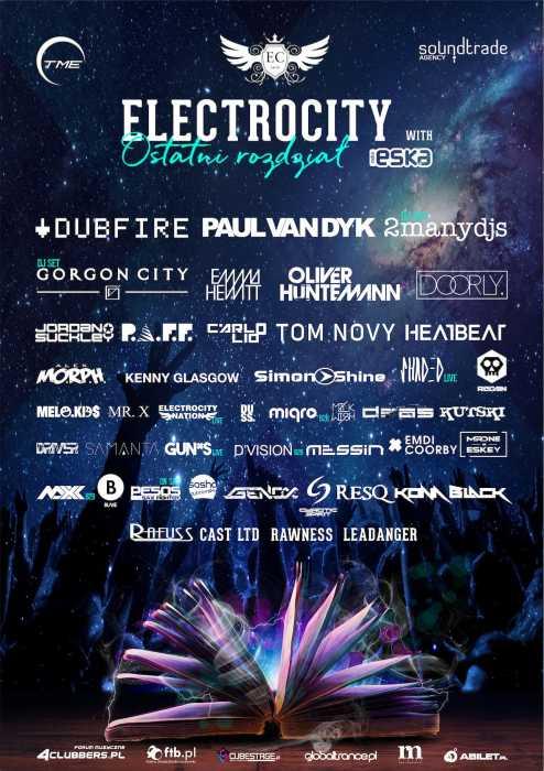 """Lubiąż (koło/Wrocławia) Electrocity """"Ostatni Rozdział"""" (14.08.2017) - kluby, festiwale, plenery, klubowa muza, disco polo"""