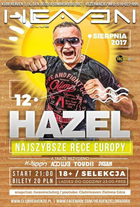 Klub Heaven Zielona Góra - Najnowsze Sety