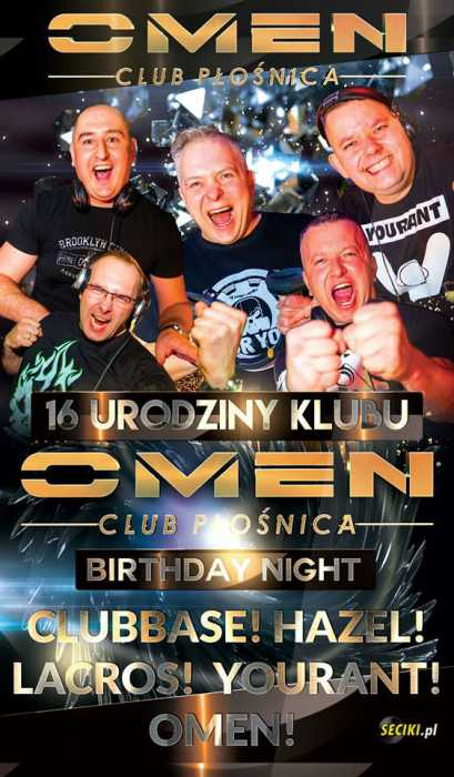 Klub Omen - Najnowsze Sety