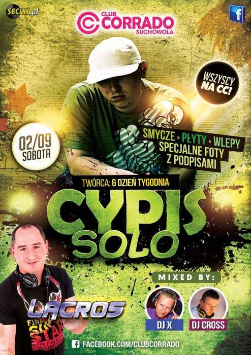 Corrado (Suchowola) - CYPIS SOLO (2.09.2017)