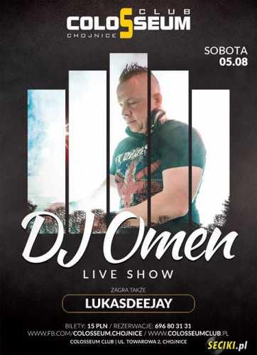 Colosseum Club (Chojnice) - Lukasdeejay (5.08.2017)