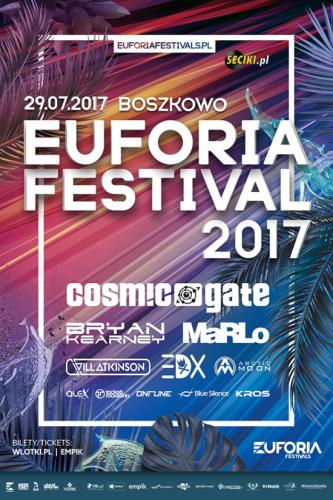 Euforia Festival 2017 (Boszkowo)  29.07.2017