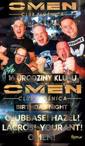 Omen (Płośnica) - 16 Urodziny Klubu (11.08.2017)