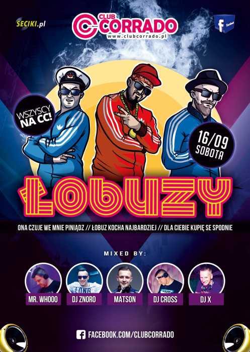 Corrado (Suchowola) - koncert ŁOBUZY (16.09.2017) - kluby, festiwale, plenery, klubowa muza, disco polo