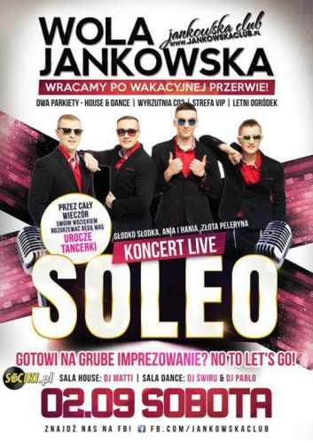 Jankowska Club (Wola.J) - Dj Matti (02.09.2017)