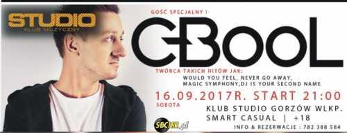 Klub Studio (Gorzów Wlkp.) - Dj DeNiro (16.09.2017)