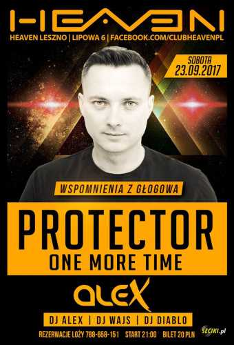 Heaven (Leszno) - Protector One More Time (23.09.17)