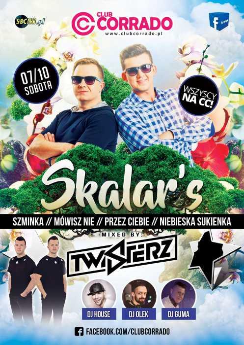 Corrado (Suchowola)  - Koncert Skalar's (7.10.2017) - kluby, festiwale, plenery, klubowa muza, disco polo
