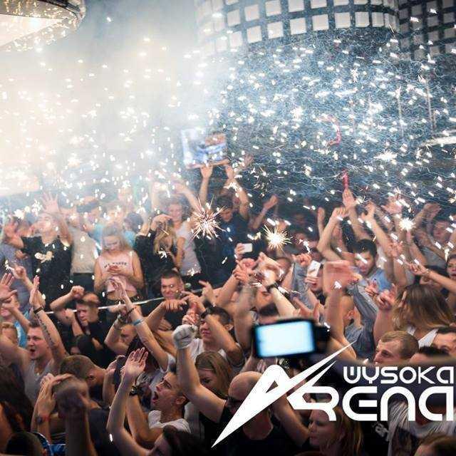 Klub Arena, Sety 2017 - Najnowsze Sety