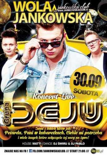 Jankowska Club (Wola Jankowska) - DJ ŚWIRU 30.09.17