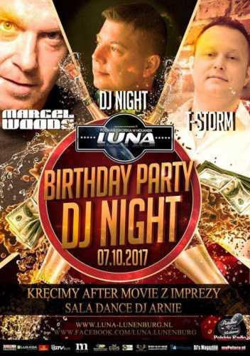 Luna (Lunenburg) - DJ NIGHT B-DAY PARTY (07.10.2017)