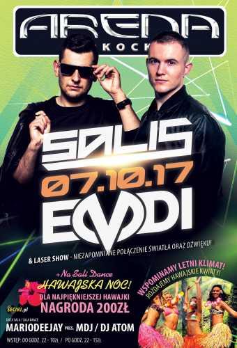 Arena (Kokocko) - DJ SALIS (7.10.2017)