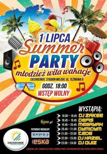 Ciechocinek - Summer Party (1.07.2017)