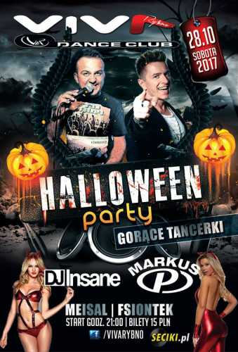 Viva Dance Club (Rybno) - Dj Insane (28.10.2017)