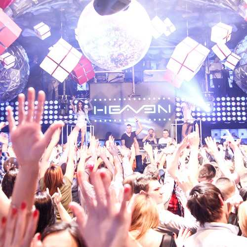 Heaven (Leszno) - DJ WAJS In The Mix (28.12.2013)