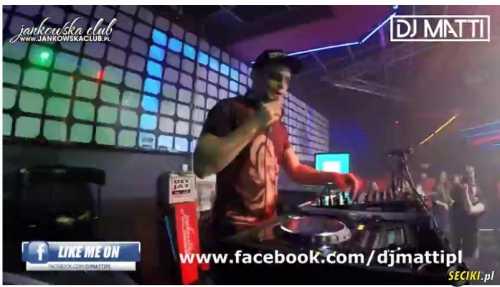 Klub Video Live Mix      / Jankowska Club