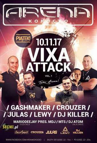 Klub Arena (Kokocko) - Mariodeejay pres. MDJ (10.11.17)