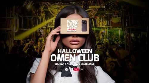 Omen Club Płośnica - Diabllo @ Halloween (27.10.17)
