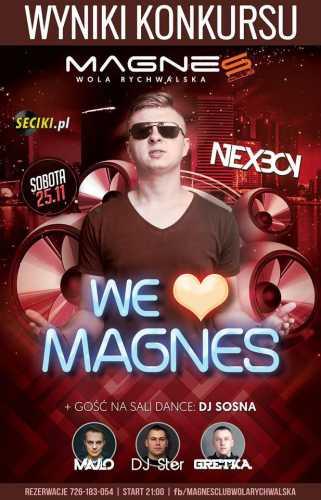 Magnes (Wola Rychwalska) - Majlo (25.11.2017)