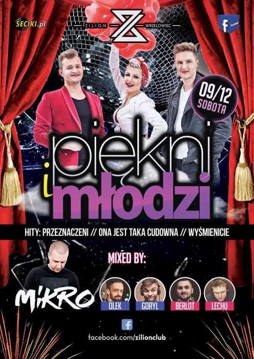Zilion (Wrzelowiec) - Mikołajki (09.12.2017) - kluby, festiwale, plenery, klubowa muza, disco polo