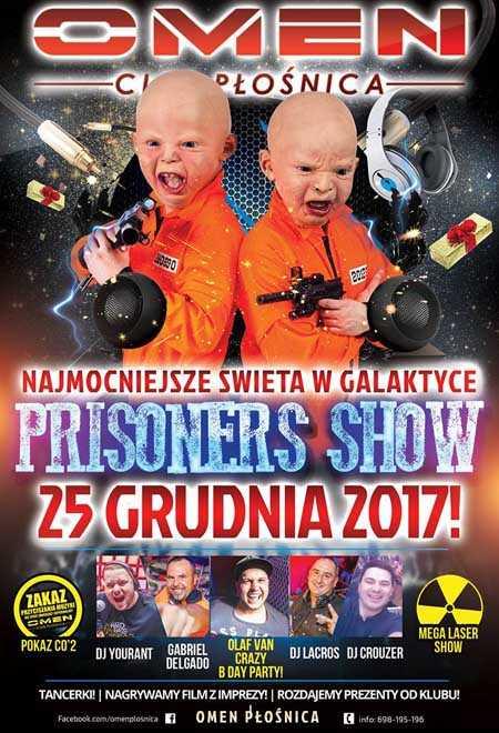 Najmocniejsze Święta w Omen Płośnica (25.12.2017) - kluby, festiwale, plenery, klubowa muza, disco polo