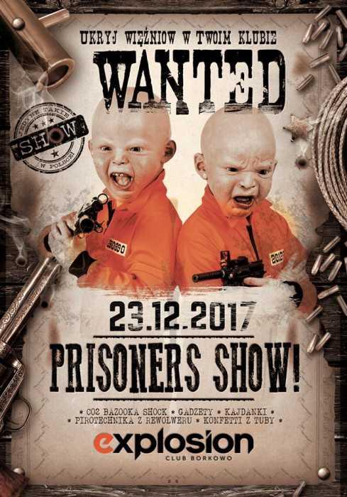 Expolosion (Borkowo) - Prisoners Show (23.12.2017) - kluby, festiwale, plenery, klubowa muza, disco polo