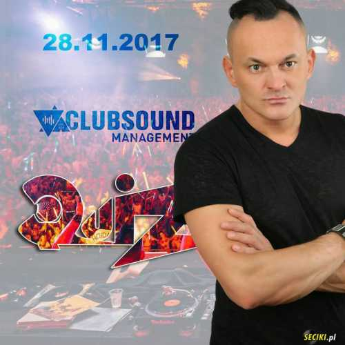 Dj Quiz live from Clubsound TV (28.11.2017)