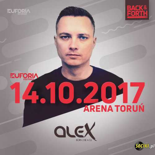 Euforia Festivals (Toruń) - Back & Forth 3.0 14.10.2017