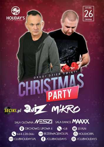 Holidays (Orchowo) - Mikro (26.12.2017)