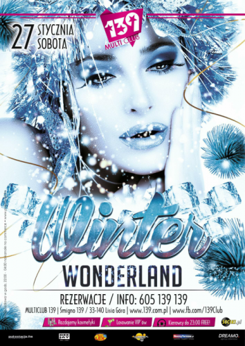 Multi Club 139 - WINTER WONDERLAND (27.01.2017)